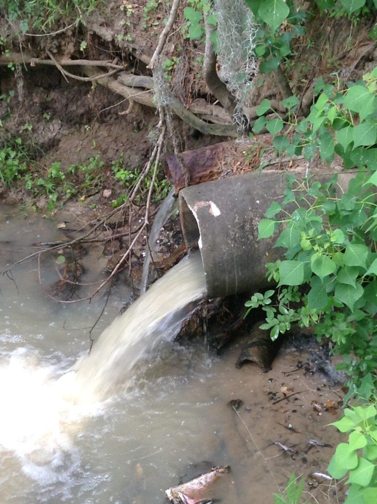 Drainage Culvert #1 - 3