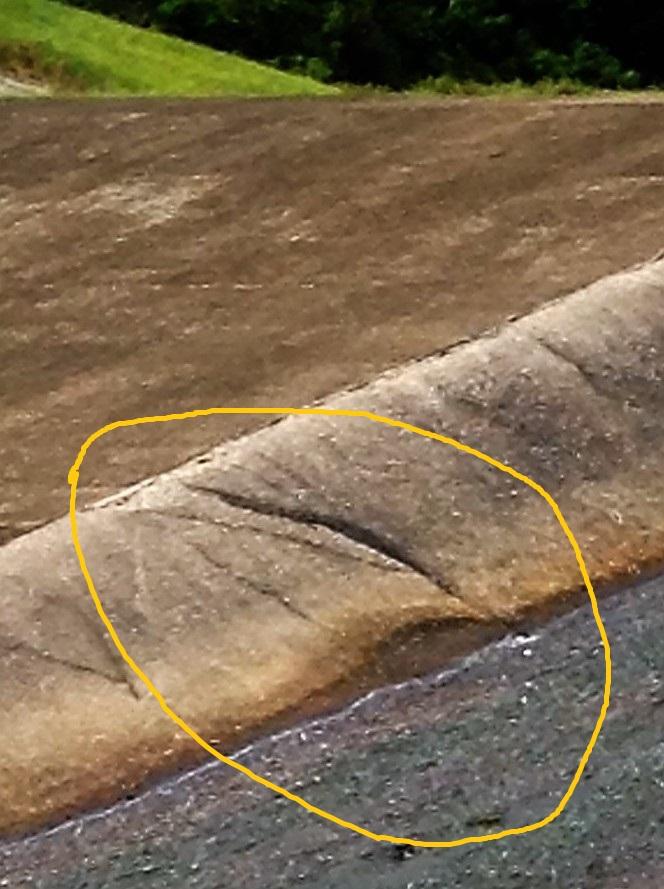 HLE Spillway Dam 7